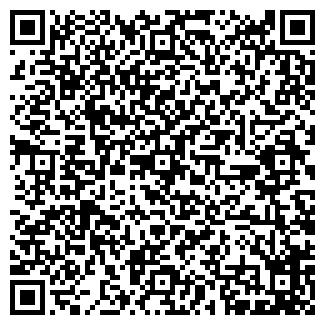 QR-код с контактной информацией организации БОБР