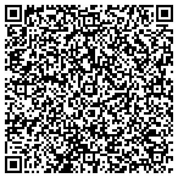 QR-код с контактной информацией организации БЕРЕСТ, ПРОИЗВОДСТВЕННО-СТРОИТЕЛЬНАЯ ФИРМА, ЗАО