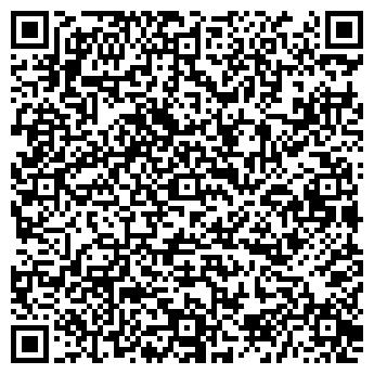 QR-код с контактной информацией организации ЕВРОКРОВЛЯ, ЧП