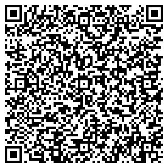 QR-код с контактной информацией организации МЕТАЛЛ, ООО