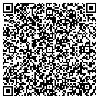 QR-код с контактной информацией организации АЗОВВНЕШТРАНС, ЗАО