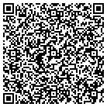 QR-код с контактной информацией организации ИНВЕСТСТРОЙ, ЦЕНТР, ООО