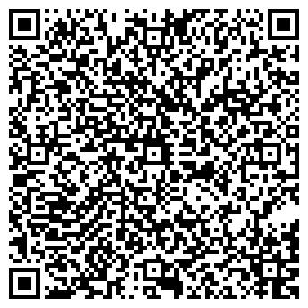 QR-код с контактной информацией организации ДАЛЕНА БАНК МИБ