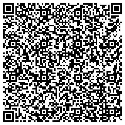 QR-код с контактной информацией организации УЧЕБНО-МЕТОДИЧЕСКИЙ ЦЕНТР ГОРОДСКОГО УПРАВЛЕНИЯ ОБРАЗОВАНИЯ, ГП