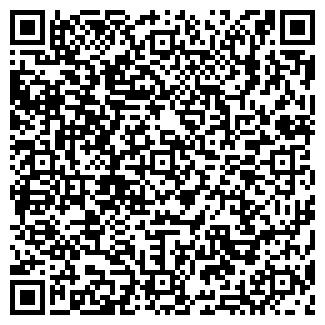 QR-код с контактной информацией организации ОАО АМАНБАНК РК