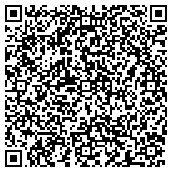 QR-код с контактной информацией организации ПЛАНЕТА СТЕКЛА