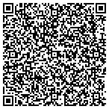 QR-код с контактной информацией организации Мир Ткани, магазин, ИП Мархиева Л.М.