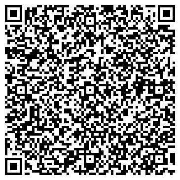 QR-код с контактной информацией организации ДВЕРЬ ПО ПРОЗВИЩУ ЗВЕРЬ