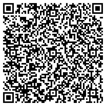 QR-код с контактной информацией организации ИНФО ТРАСТ