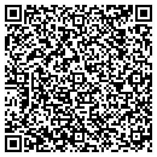 QR-код с контактной информацией организации Шоколадно