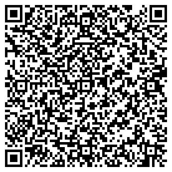 QR-код с контактной информацией организации РУССО ТРАНС