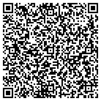 QR-код с контактной информацией организации ФИНСКИЕ САУНЫ