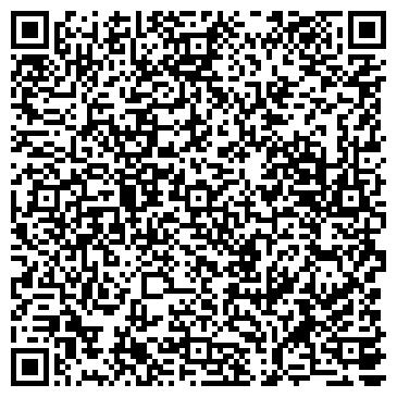 QR-код с контактной информацией организации L`Occitane en Provence