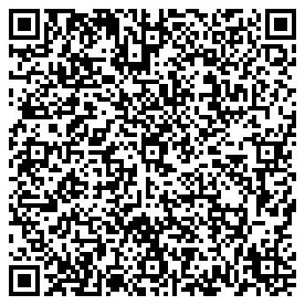 QR-код с контактной информацией организации Авторитетное радио, FM 102.8
