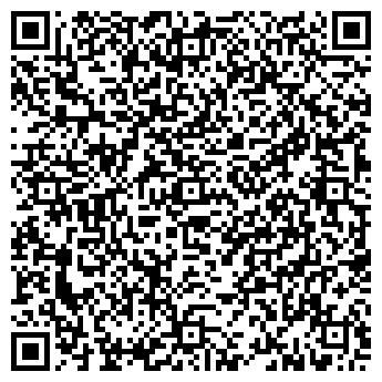 QR-код с контактной информацией организации ВОРОБЫШЕК