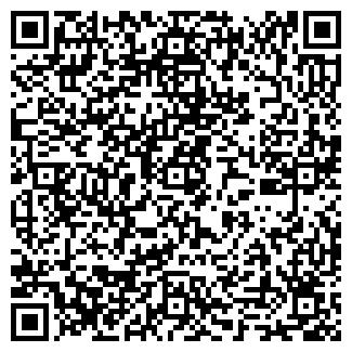 QR-код с контактной информацией организации МЕГА ПЛЮС