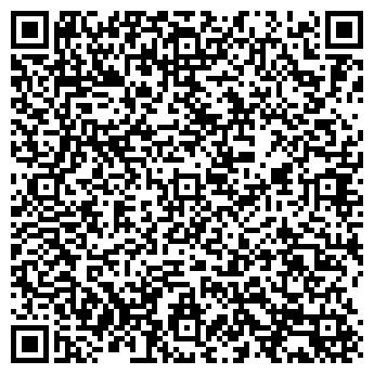 QR-код с контактной информацией организации ВОСТОЧНЫЙ САД