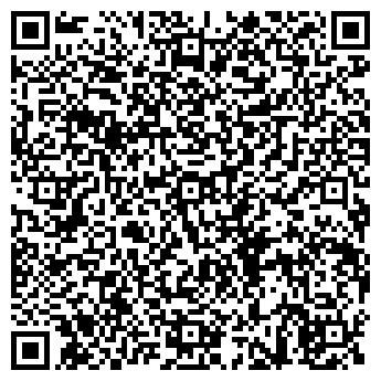 QR-код с контактной информацией организации ЗАО АНКОРТ