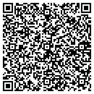 QR-код с контактной информацией организации ЯУЗА