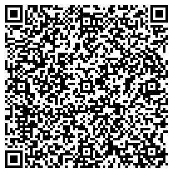 QR-код с контактной информацией организации ОАО «Банк Москвы»