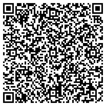 QR-код с контактной информацией организации КРАСНЫЙ ДОМ