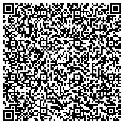 QR-код с контактной информацией организации ОБЪЕДИНЁННАЯ БОЛЬНИЦА С ПОЛИКЛИНИКОЙ УД ПРЕЗИДЕНТА РФ