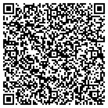 QR-код с контактной информацией организации Шаркон