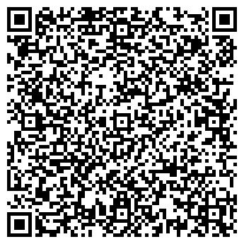 QR-код с контактной информацией организации БАРХАТНЫЙ БЕРЕГ