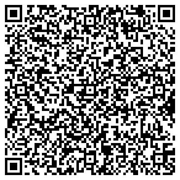 QR-код с контактной информацией организации Академия Спорта, сеть семейных фитнес-клубов