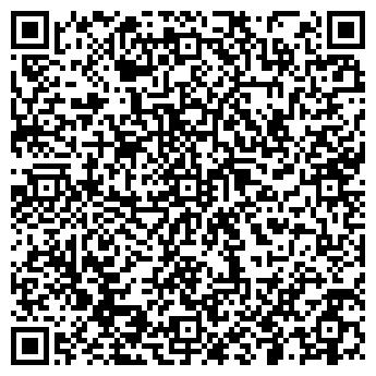 QR-код с контактной информацией организации ООО Мастер+