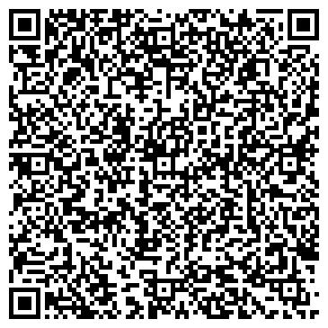 QR-код с контактной информацией организации СТУДИЯ ИСАЕНКО