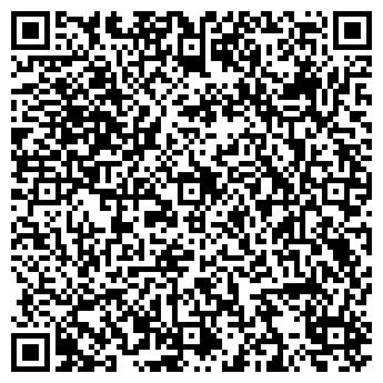 QR-код с контактной информацией организации Аптека № 10/261-1