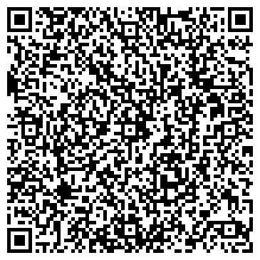 QR-код с контактной информацией организации ПРИКЛЮЧЕНИЕ БАБОЧЕК