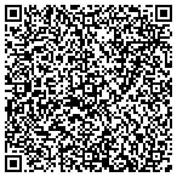 QR-код с контактной информацией организации Wellness-центр «АкваМарин»