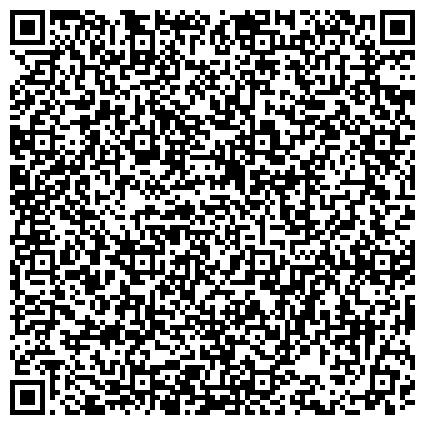 QR-код с контактной информацией организации Поликлиника, Московский научно-исследовательский онкологический институт им. П.А. Герцена
