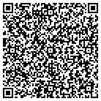 QR-код с контактной информацией организации КУРАЖ