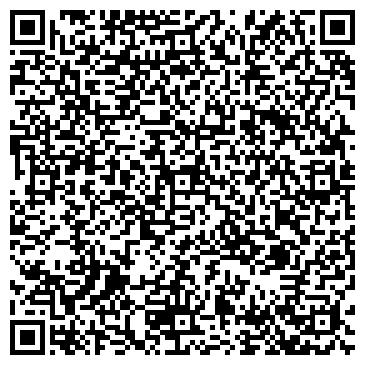 QR-код с контактной информацией организации Свободное движение