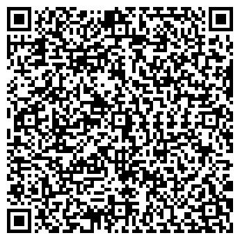 QR-код с контактной информацией организации ООО КРОМ-ТОР