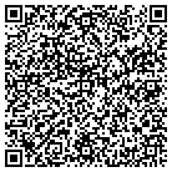 QR-код с контактной информацией организации ДЕЛЬТАКЛИНИК