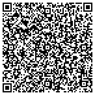 QR-код с контактной информацией организации Приоритет Окна