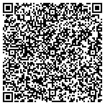 QR-код с контактной информацией организации Окна Север