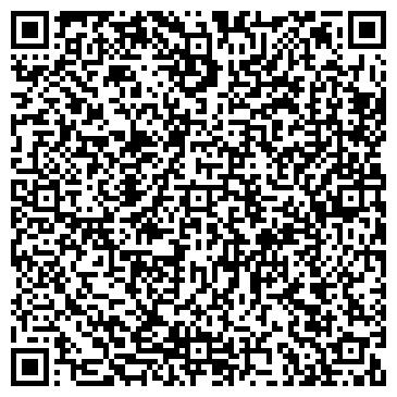 QR-код с контактной информацией организации Мега окна