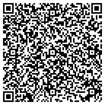 QR-код с контактной информацией организации Окна`ОК