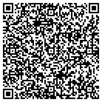 QR-код с контактной информацией организации ПЯТЬ КВАДРАТОВ