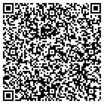 QR-код с контактной информацией организации БАВ-ТУР