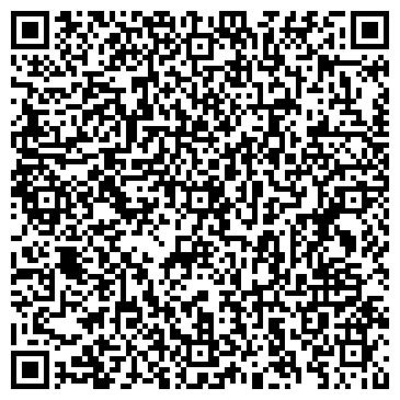 QR-код с контактной информацией организации ДЕТСКИЙ САД № 1200