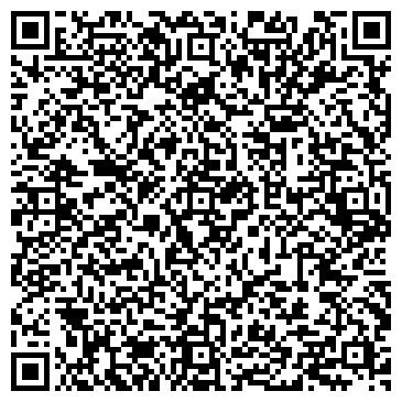 """QR-код с контактной информацией организации Фитнес клуб """"АтлантGYM"""""""
