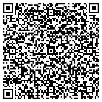 QR-код с контактной информацией организации Идеал, фитнес-клуб