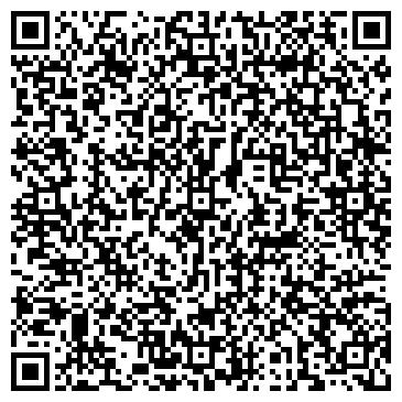 QR-код с контактной информацией организации ПОДДЕРЖКА, ШКОЛА № 1673