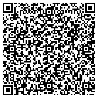 QR-код с контактной информацией организации ЛЕОН ТРЕВЕЛ